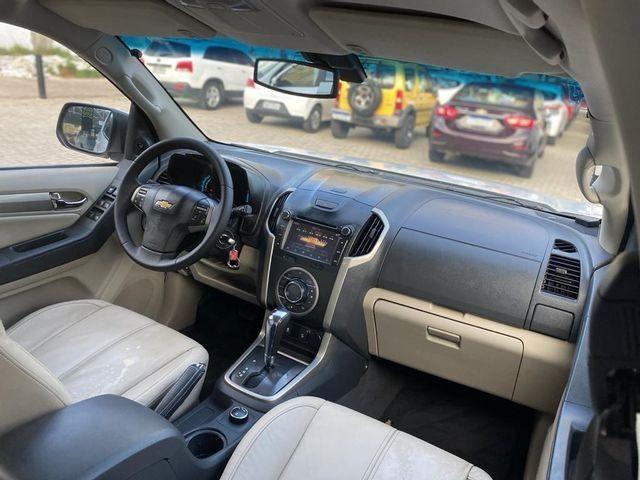 GM - CHEVROLET TRAILBLAZER Chevrolet TRAILBLAZER LTZ 2.8 4x4 Diesel 7 lugares - Foto 5