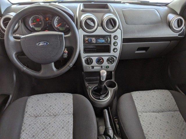 Fiesta 1.6 Rocam 8V Flex 4P Manual 2013! - Foto 9