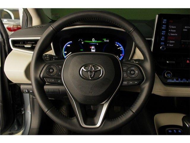 Toyota Corolla 2020 1.8 altis hybrid premium cvt - Foto 2