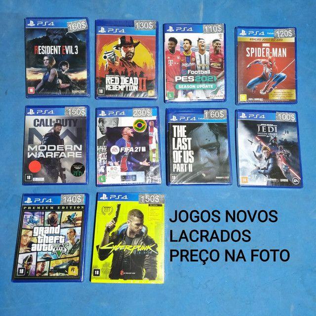 Jogos ps4 originais.. Preço na foto individual  - Foto 5
