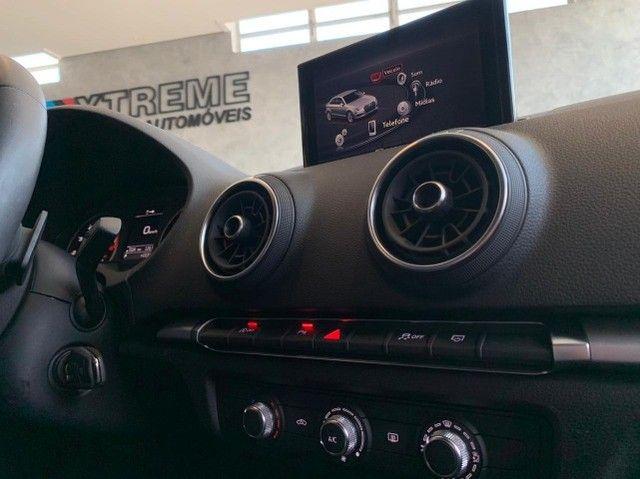 Audi A3 Attraction 1.4 TFSi Flex Tiptronic 2018 - Foto 8