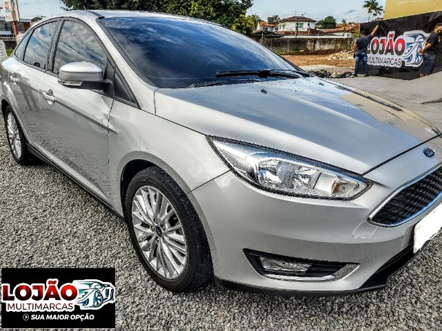Ford Focus Se At 2018/2018