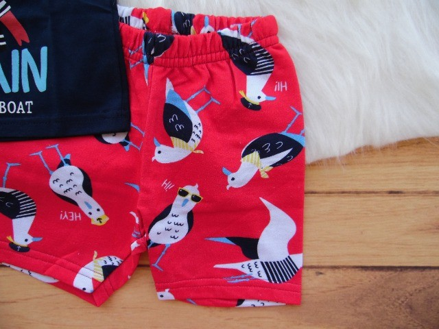 Conjunto Infantil Marisol Play Menino Camiseta Bermuda - Foto 6