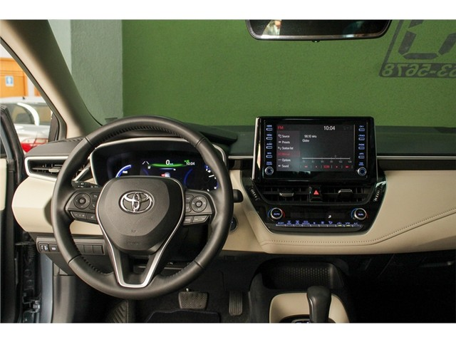 Toyota Corolla 2020 1.8 altis hybrid premium cvt - Foto 14