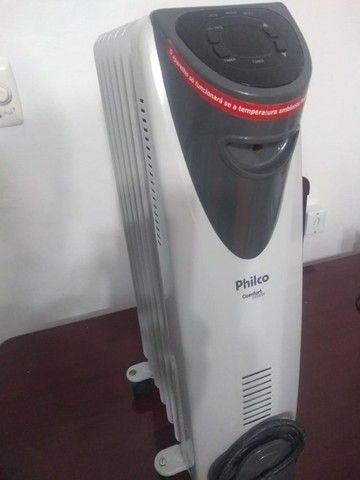 Aquecedor A Óleo Philco Comfort 1500w - 127V - Foto 3