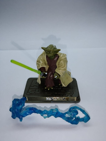 Yoda - Star Wars - Attack Of The Clones - Raridade