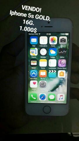 Iphone 5s GOLD. 16G