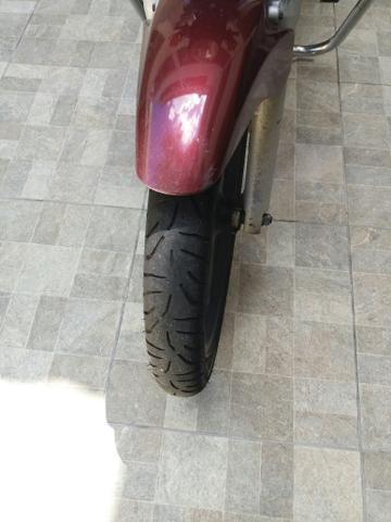 Moto Cg faz 150 esdi