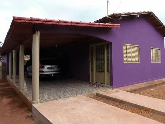 Vende-se Casa em Cocalinho-MT