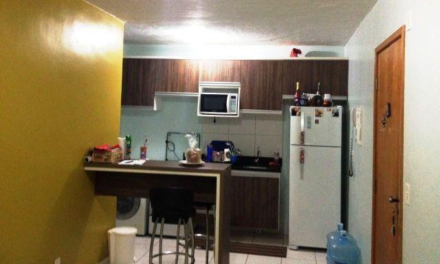 Apartamento no Orquidea 2 quartos