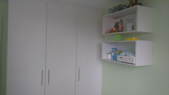 Vende-se apartamento mobiliado em Emaús (Ecopark)