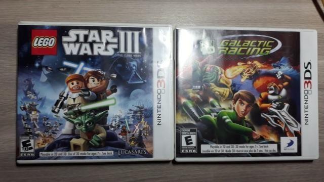 Jogos originais 3DS