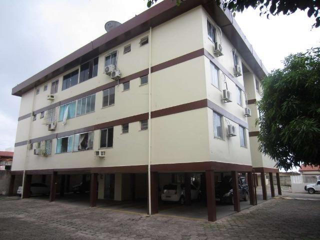 Apartamento residencial em alvenaria com 2 quartos - buritizal