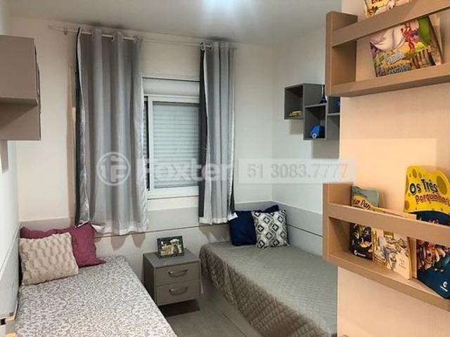 Apartamento à venda com 3 dormitórios em Vila monte carlo, Cachoeirinha cod:189021 - Foto 14