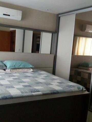Em Manguinhos, Condominio Aldeia Manguinhos Casa Duplex 3 quartos com suite - Foto 10