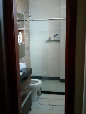 Em Manguinhos, Condominio Aldeia Manguinhos Casa Duplex 3 quartos com suite - Foto 11