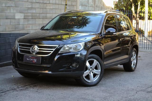 VW Tiguan - Impecável - Bancos em couro + Park Assist - 2010