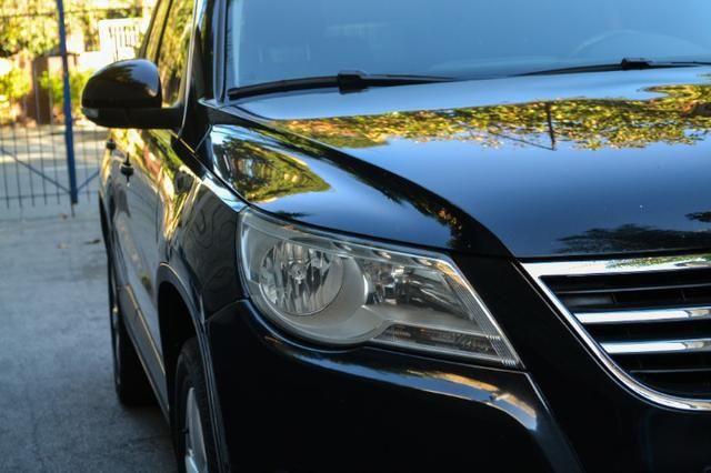 VW Tiguan - Impecável - Bancos em couro + Park Assist - 2010 - Foto 2