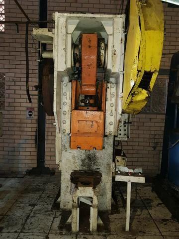 Prensa excêntrica 160 ton Gutmann - Foto 6