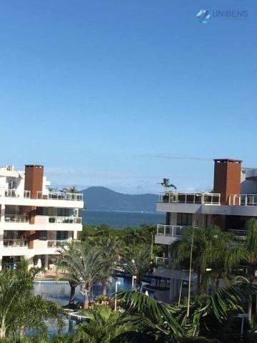 Apartamento à venda na praia da cachoeira do bom jesus, florianópolis, marine home resort - Foto 3