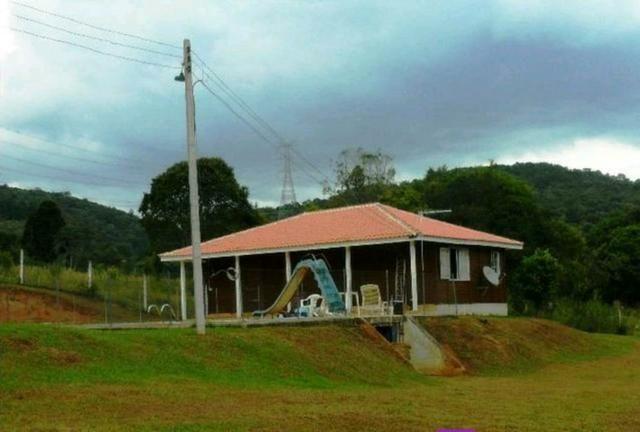 Ref. 2161 - Chácara com Casa - Conceição dos Correias - Campo Magro