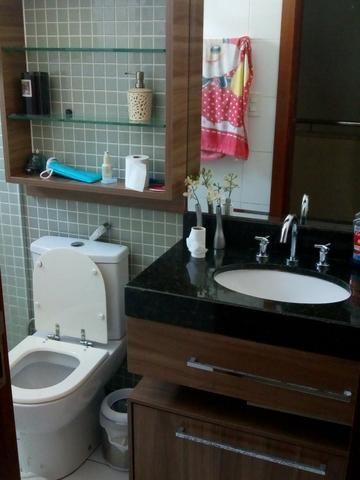 Em Manguinhos, Condominio Aldeia Manguinhos Casa Duplex 3 quartos com suite - Foto 8