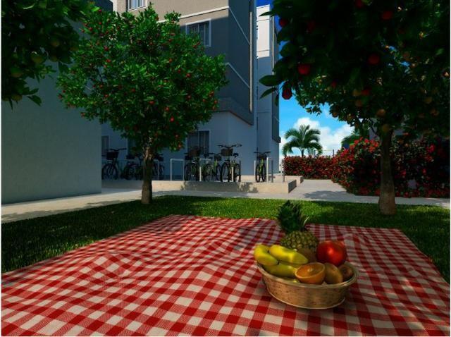 Gran Oásis - Apartamentos 2Q na região do Santa Rita, atrás do Res. Eldorado Parque - Foto 7