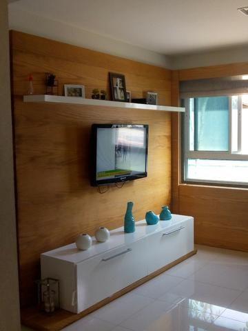 Em Manguinhos, Condominio Aldeia Manguinhos Casa Duplex 3 quartos com suite - Foto 5