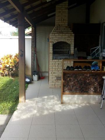 Em Manguinhos, Condominio Aldeia Manguinhos Casa Duplex 3 quartos com suite - Foto 18