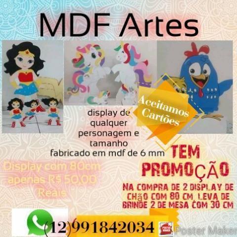 Display em MDF - Foto 2