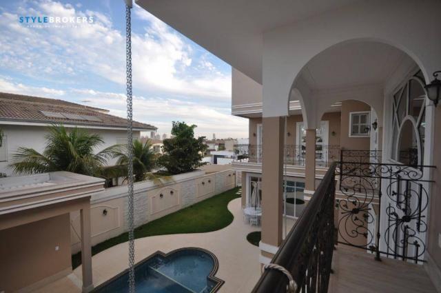 Sobrado no Condomínio Alphaville 1 com 5 dormitórios à venda, 692 m² por R$ 5.500.000 - Lo - Foto 5