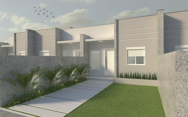 Saia já do aluguel, casas com acabamento de qualidade - Foto 4