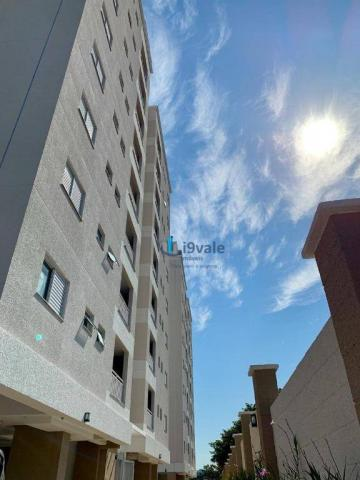 Apartamento com 2 dormitórios à venda, 56 m² por r$ 198.000 - jardim santa maria - jacareí - Foto 5