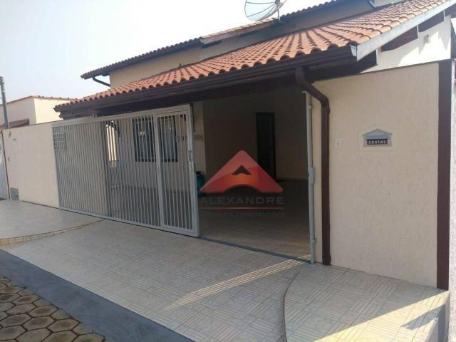 Casa com 6 dormitórios à venda, 280 m² por r$ 650.000 - jardim imperial - cruzília/mg - Foto 13