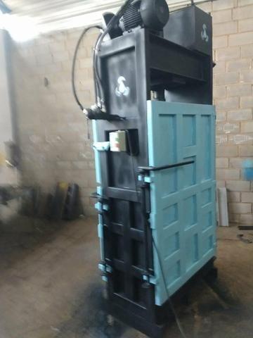 Prensas vertical para reciclagem prensa nova - Foto 5