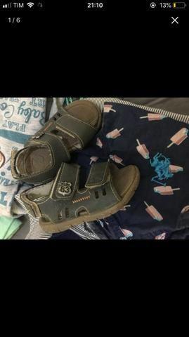 LOTE INFANTIL MENINO TAM 2 e 3 - Foto 2