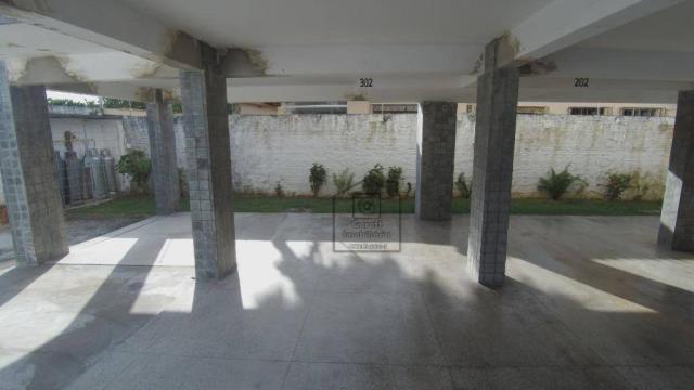 Apartamento com 2 dormitórios à venda, 130 m² por R$ 200.000 - Nova Descoberta - Natal/RNL - Foto 4