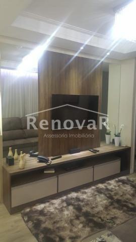 Apartamento à venda com 3 dormitórios em Parque euclides miranda, Sumaré cod:490