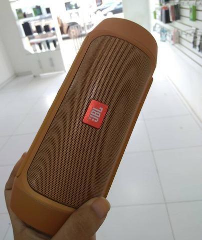 Caixa JBL Charge 2+ Bluetooth, Sd, Pendrive ( Loja na Cohab) Adquira Já! - Foto 4