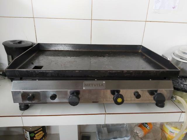 Chapa de aço escovado - Foto 2