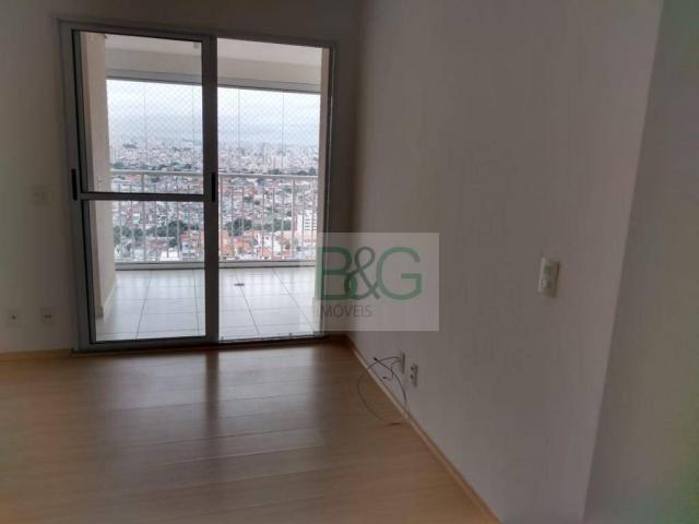 Apartamento com 3 dormitórios para alugar, 76 m² por r$ 2.200/mês - vila formosa - são pau - Foto 4