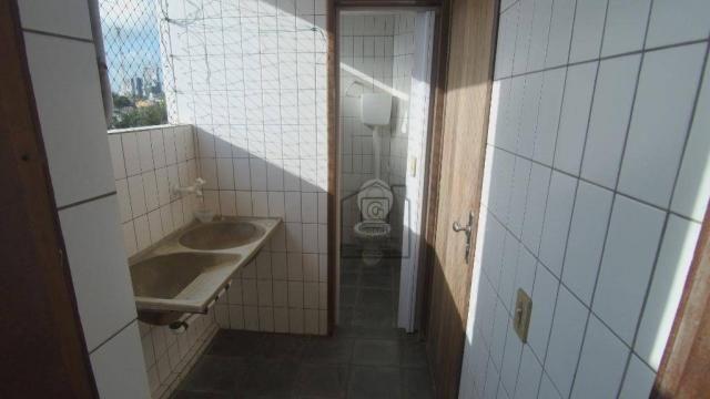 Apartamento com 2 dormitórios à venda, 130 m² por R$ 200.000 - Nova Descoberta - Natal/RNL - Foto 11