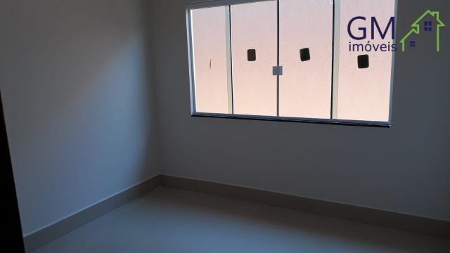 Casa a venda / condomínio jardim europa ii / 03 quartos / churrasqueira / garagem / aceita - Foto 17