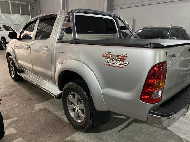 Toyota Hilux SRV 3.0 automática TOP - Foto 3
