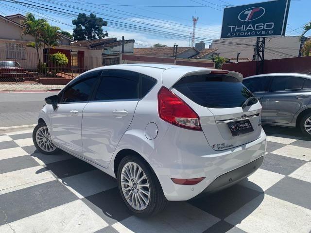 Ford New Fiesta Titanium Plus 1.0 EcoBoost PowerShift - Foto 2