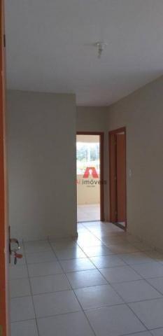 Apartamento com 2 dormitórios para alugar, 53 m² por R$ 1.225,00/mês com CONDOMINIO E IPTU - Foto 5