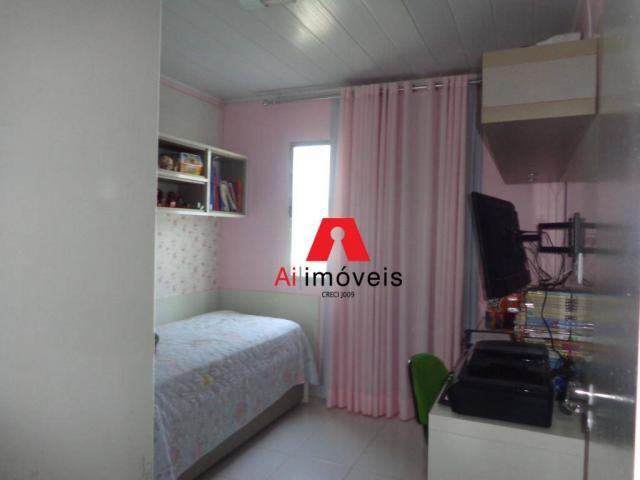Casa com 3 dormitórios à venda, 100 m² por r$ 490.000 - conjunto mariana - rio branco/ac - Foto 14