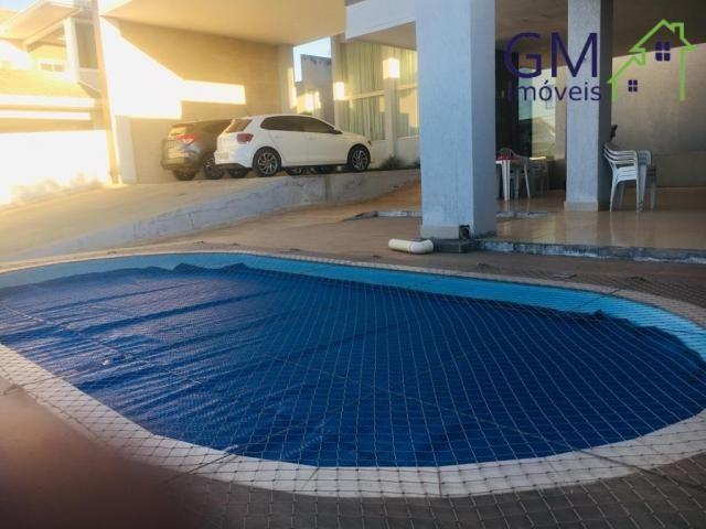 Casa a venda / condomínio rk / 03 quartos / churrasqueira / piscina / aceita casa de menor - Foto 2