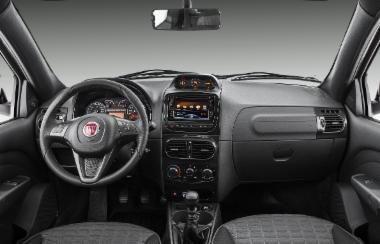 FIAT STRADA 2019/2020 1.8 MPI ADVENTURE CD 16V FLEX 3P MANUAL - Foto 4