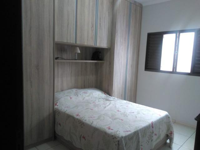 Linda Casa em Serrana/SP - 3 dormitórios, sendo 01 com Suíte - Foto 9